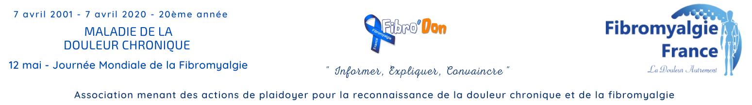 Bandeau fibromyalgie france